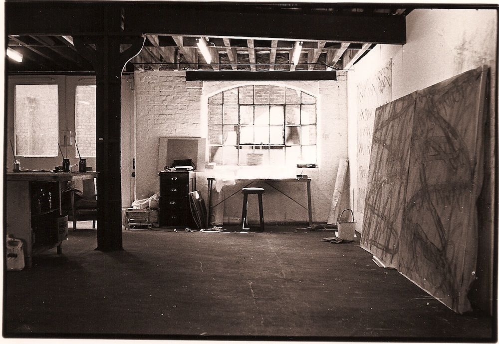 Butler's Wharf Studio - photo:Bruce Hart